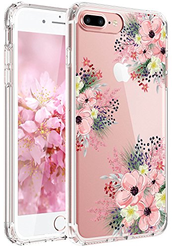 iPhone JAHOLAN Floral Flexible Silicone product image