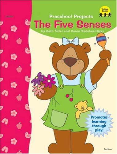 Amazon.com: Preschool Projects: The Five Senses (9781570293269 ...