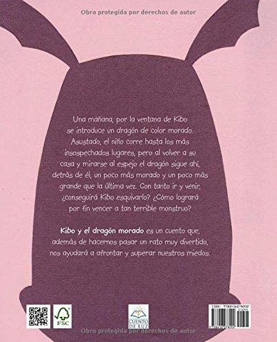 Kibo y el dragón morado (Kibo and the Purple Dragon) (Spanish Edition): Carmen Gil, Marta Munté Vidal: 9788416078202: Amazon.com: Books