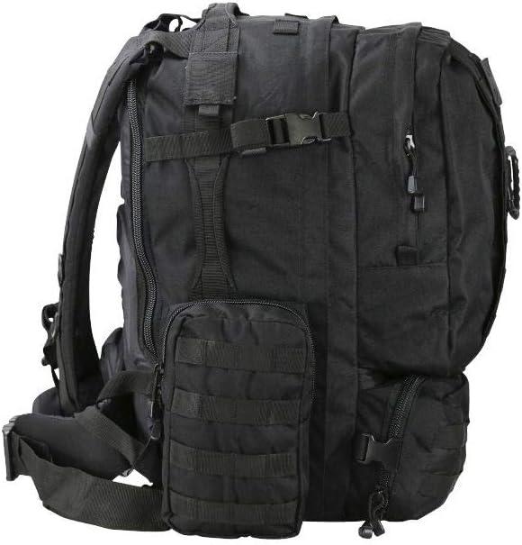 Sac /à Dos Viking Patrol Pack 60L Kombat Tactical Noir
