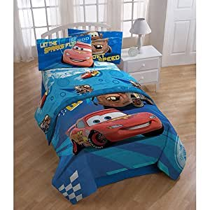 cars bedroom set disney cars 2 bedding comforter amp sheet 11000