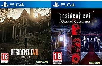 Resident Evil 7: Biohazard & Evil Origins Collection: Amazon.es: Videojuegos