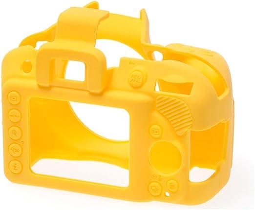 Easycover Case For Nikon D3300 Yellow Kamera