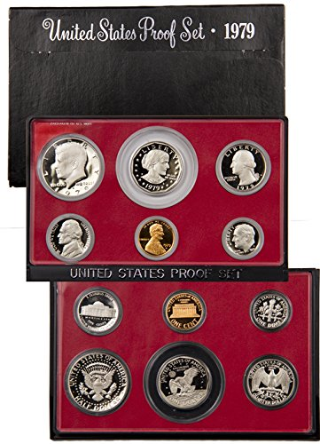 (1979 S US PROOF Set In original packaging from mint Proof)
