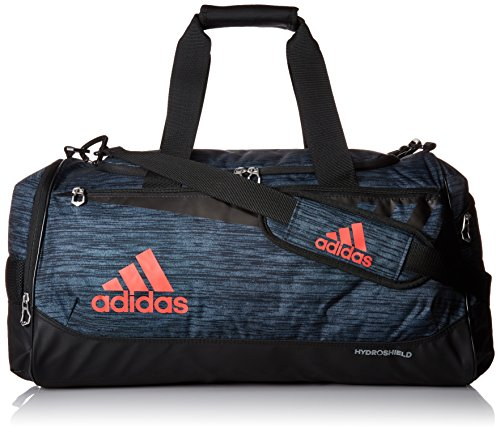 adidas Team Issue Duffel Bag, Red, Medium