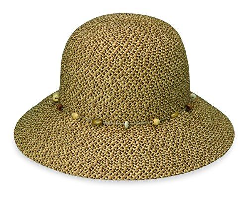 Wallaroo Hat Company Women S Naomi Sun Hat Natural Woven
