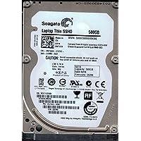 Seagate ST500LM000 SSD Hybrid P/N: 1EJ162-035 F/W: DEM6 WU 500GB