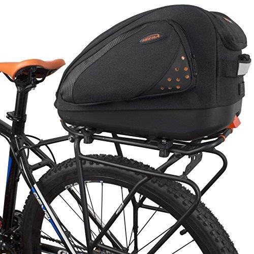 Ibera Bicycle PakRak Commuter MultiMount Bag by Ibera (Image #2)