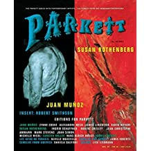 Parkett No Susan Rothenberg Juan Muno