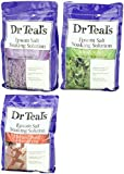 Amazon Price History for:Dr. Teal's Epsom Salt Bundle, 3 Items: 1 Relax & Relief Eucalyptus Spearmint 3lbs, 1 Sooth & Sleep Lavender 3lbs and 1 Therapy & Relief Rosemary and Mint 3lbs.