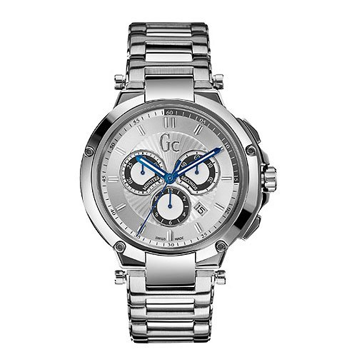 Watch Guess Collection Gc Executive X66004g1s Men´s Silver