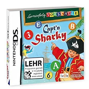 Lernerfolg Vorschule Capt N Sharky Amazon De Games