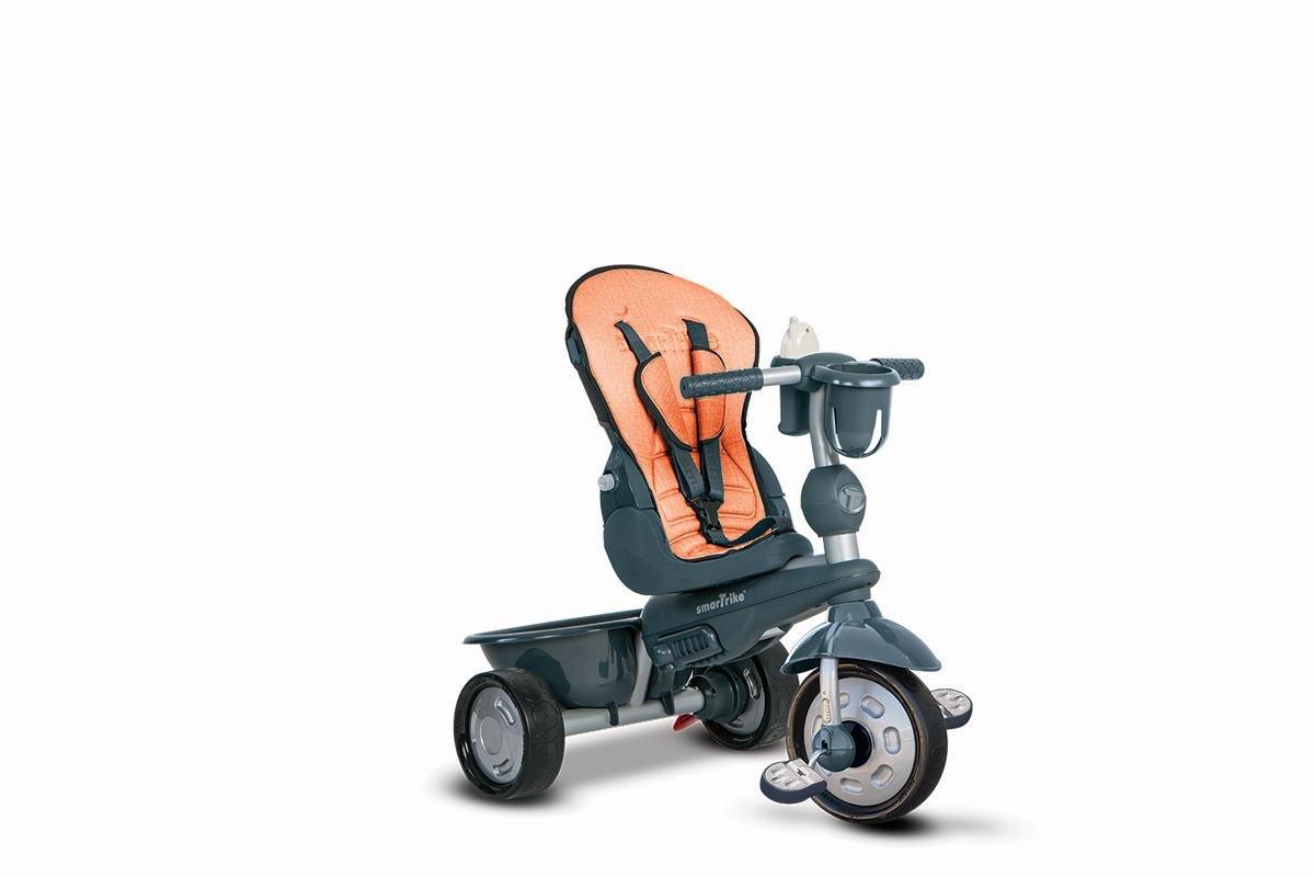 SMARTRIKE Naranja Smart Trike Trike Inteligente - Triciclo Explorer - hasta 10 36 Meses - Bonito Regalo: Amazon.es: Juguetes y juegos