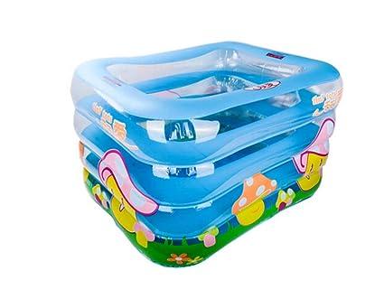 Vasca Da Bagno Gonfiabile Per Bambini : Mjmydt lyx® vasca da bagno gonfiabile piscina per bimbi vasca da