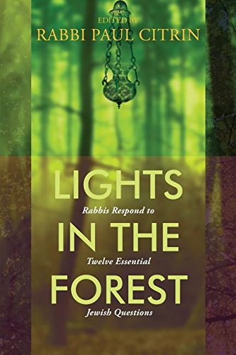 Download Lights in the Forest: Rabbis Respond to Twelve Essential Jewish Questions PDF