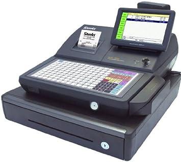 Sam4s SPS-530 2 in1 caja registradora y pantalla táctil (versión de ...