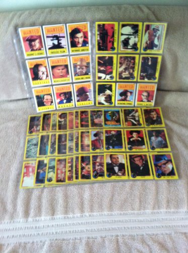 1990 Topps Dick Tracy Trading Card Set and sticker set ()