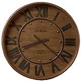 Howard Miller 625-453 Wine Barrel Gallery Wall Clock