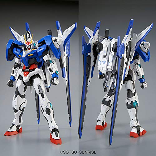 BLF218506 Bandai-56220 56220 MG OO Raiser XN 1//100 Multicolore