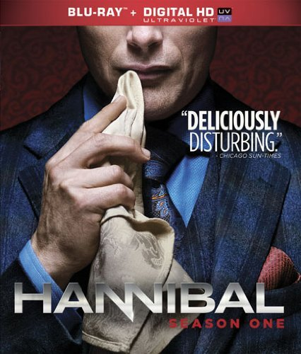Hannibal: Season 1 [Blu-ray + Digital]