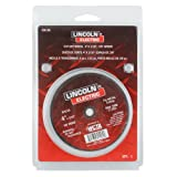 Lincoln Electric KH135 Abrasive Cut-Off Wheel, 25000 RPM, 4