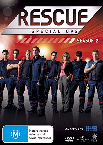 Rescue Special Ops (Season 2) - 4-DVD Set ( Rescue Special Ops - Season Two ) [ NON-USA FORMAT, PAL, Reg.2.4 Import - Australia - Australia Gigi