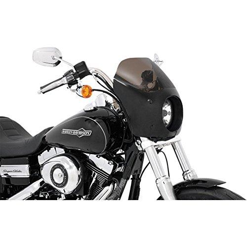 Cupolino Parabrisas Carenado Memphis Fairing Liberación Rápida Cafè Racer Diseño de Sons Anarchy x Harley Davidson Dyna 06-UP, XG 15-16 Street, Sportster 96-UP GZM DS/2330-0107