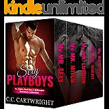 Sexy Playboys : 5 Book Alpha, British Bad Boy and Billionaire Romance Bundle