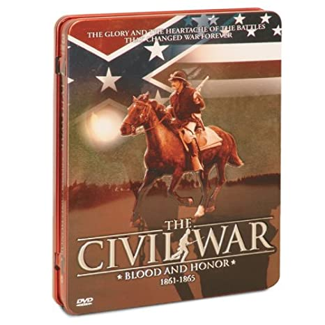 Amazon.com: The Civil War: Blood and Honor: Artist Not Provided ...