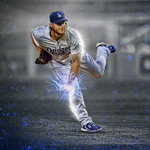 clayton-kershaw-poster-wall-decoration-photo-print-24x24-inches