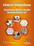 Lippincott's Clinical Simulations: Psychiatric/Mental Health Nursing Course Set : Individual Access Code for ThePoint, Lippincott Williams & Wilkins, 1608311066