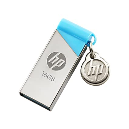 6dffb9615 HP v215b 16GB Pen Drive - Buy HP v215b 16GB Pen Drive Online at Low ...