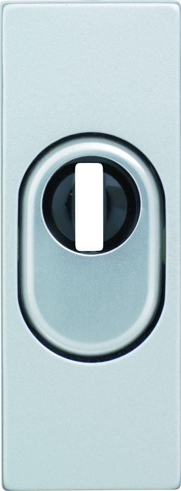 ABUS 094569 RSZS316 F1 SB Bague de protection avec vé rin pour portes en mé tal Aluminium