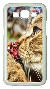 Samsung G7106 CaseMmm Smells So Good PC Custom Samsung G7106 Case Cover White