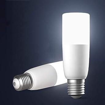 Bombilla Led, E27 Energía-bombilla Eficiente Casa Super Bright Downlight Lámparas De Mesa Tipo U Luz De Maíz Luces Regulable-7.5w Luz Calida: Amazon.es: Iluminación