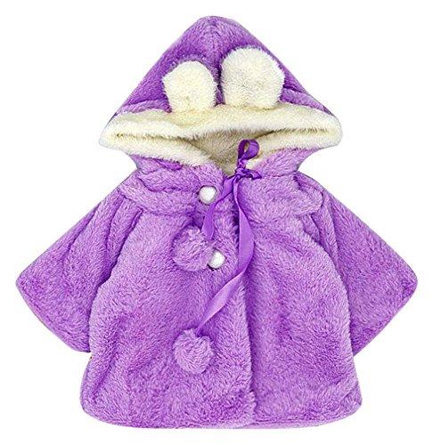 4in 1 Fur Hood Jacket - 3