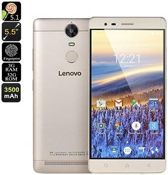 Lenovo K5 Nota Smartphone - Completo HD Pantalla de 5,5 Pulgadas, Octa Core CPU, Memoria RAM de 3 GB, Audio Dolby, 3500mAh Bate: Amazon.es: Electrónica