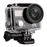 Sports Action Camera, Webat V3 4K Wifi Sports Action Camera HD Waterproof DV Camcorder 16MP 170 Degree Wide Angle Action Cameras Webat