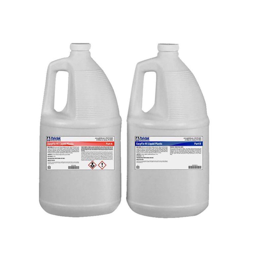 Polytek EasyFlo 90 Liquid Plastic (15.2lb Kit)