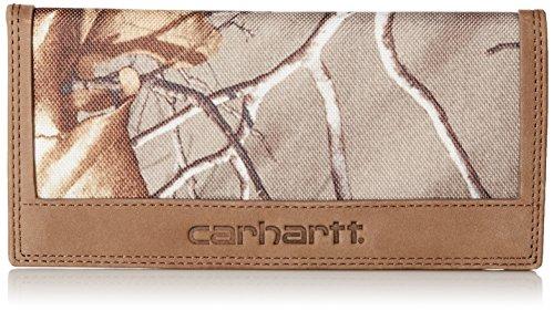 Carhartt Mens Realtree Rodeo Wallet