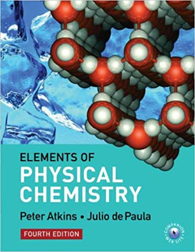 The elements of physical chemistry peter atkins julio de paula the elements of physical chemistry 4th edition fandeluxe Choice Image