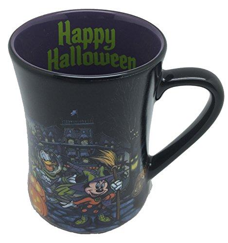 Halloween Ghost Mug - Disney Parks