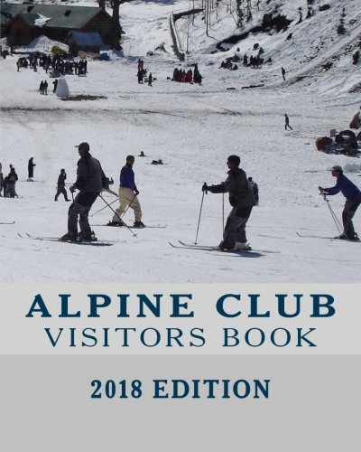 VISITORS BOOK - Alpine Club