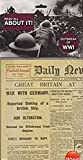 Replica newspaper Out break of World War 1