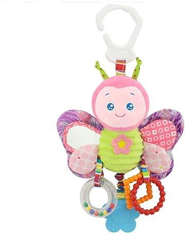 Juguete infantil Campana de mano animal campana de cama Campana sonajero juguete bebé música juguete cama