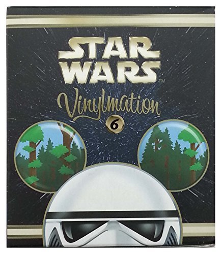 Disney - Star Wars Vinylmation Series 6 - Sealed Blind Box - Sealed Blind Box