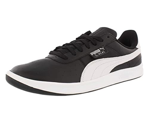 Puma Mens G. Vilas 2 Sportstyle Shoes Puma Black-Puma White Size 8  Buy  Online at Low Prices in India - Amazon.in 02a3a20cb