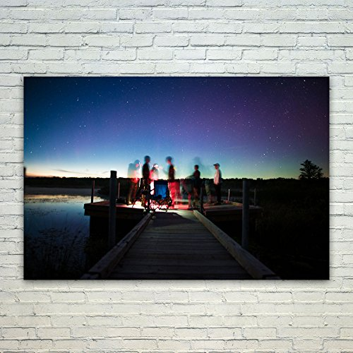 Westlake Art Sky Galaxy - 12x18 Poster Print Wall Art - Modern Picture Photography Home Decor Office Birthday Gift - Unframed 12x18 Inch (D462-89F89) (Galaxy Bench Therapy)