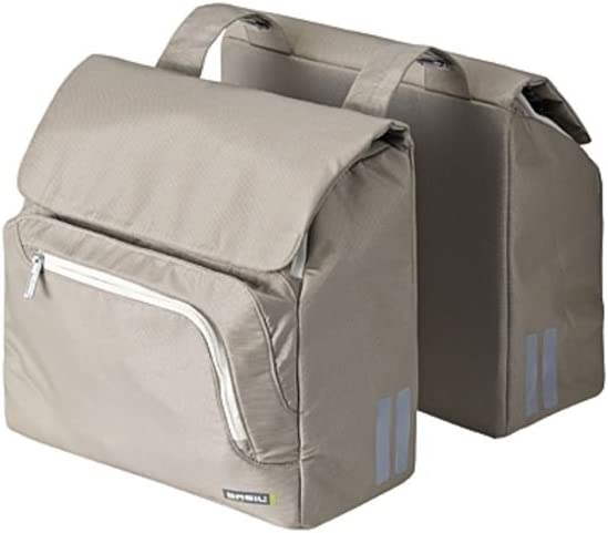 Basil Unisex Lowest price challenge Select Indianapolis Mall Double Bag Bike Pannier