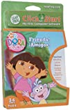 Computers Softwares Best Deals - Leapfrog Clickstart My First Computer Educational Software Cartridge - Dora The Explorer - Friends! Amigos! That Teaches Matching, Letters, Shapes, Problem Solving, Spanish Vocabulary And Colors